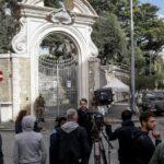 Hallan nuevos huesos en la Nunciatura de Roma y los suman al examen