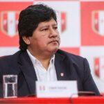Evaluarán prisión preventiva para Edwin Oviedo el 30 de noviembre