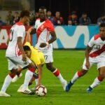 Selección peruana continúa en puesto 20 de clasificación FIFA