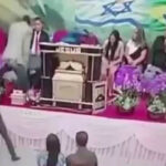 Brasil: Pistolero balea a pastor durante servicio religioso en iglesia evangélica (VIDEO)