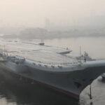 Guerra comercial con EEUU retrasó la construcción del tercer portaaviones chino