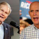 Florida se va al recuento para las elecciones a senador y gobernador