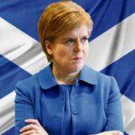 """Sturgeon alerta que acuerdo del """"brexit"""" brinda un escenario """"a ciegas"""""""