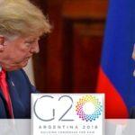 Putin y Trump se reunirán durante el G20 en Buenos Aires