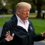 Trump insta a los demócratas aprobar fondos para muro fronterizo