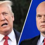 Trump afirma que desconocía críticas de fiscal general interino a pesquisa sobre la trama rusa