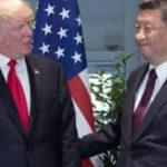 """G 20:Trump percibe """"buenas señales"""" para solucionar la guerra comercial entre EEUU y China"""