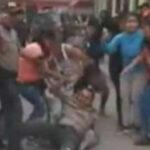 Capturan a dos agresores de policías que detuvieron a ladrón de teléfonos celulares