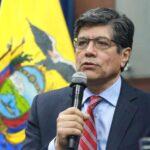 Ecuador dice que cambio de embajador no guarda relación con el caso Assange