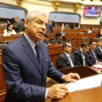 Villanueva: Aumenta presupuesto para PJ, Fiscalía y Contraloría