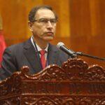 Vizcarra tras rechazo de asilo para Alan García: Nadie tiene corona