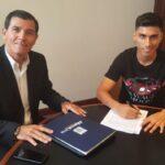 Alianza Lima: José Manzaneda llega a La Victoria con contrato de dos años