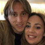 Luka Modric: La esposa, el soporte del ganador del 'Balón de Oro'