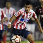 Copa Sudamericana: Junior igualó 1-1 con Atlético Paranaense en Barranquilla