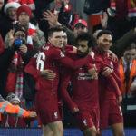 Liverpool vence 1-0 a Nápoli y clasifica a octavos de final de la Champions League