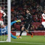 Europa League: Arsenal a octavos sin despeinarse al  1-0 al Qarabag