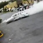 Así chocó un avión contra centro médico infantil en EEUU (Video)