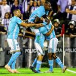 Sporting Cristal efectivo y compacto vence 4-1 a Alianza Lima en el primer Play Off