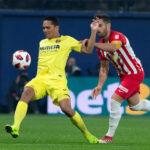 Copa del Rey: Villarreal se clasifica con abulta goleada de 8-0 al Almería