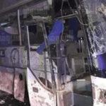 Atentado en Egipto:  Explosión de bomba casera en bus turístico deja 2 muertos y 14 heridos (VIDEO)