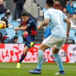 Liga Santander: Celta en la 14 jornada se impuso por 2-0 al Huesca
