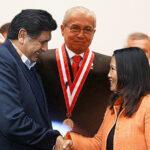 Pedro Chávarry: Vergonzosa defensa a Keiko Fujimori y Alan García