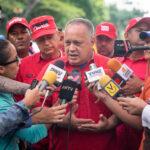 """Venezuela: Cabello afirma que Trump demuestra """"irracionalidad"""" con amenazas"""