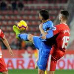 Liga Santander: Getafe en la 14ª jornada despide el año con un empate ante Girona