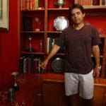 Roban trofeos de Wimbledon y Roland Garros de Jaime Yzaga
