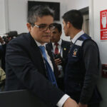 Referéndum 2018: Fiscal José Domingo Pérez recibió respaldo del pueblo
