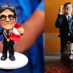 Muñecos de José Domingo Pérez y Alan fueron los más pedidos por Navidad (Fotos)