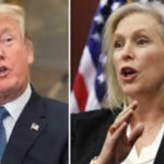 Senadora demócrata Kirsten Gillibrand evalúa presentar su candidatura presidencial en 2020 (VIDEO)