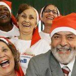 Brasil: Militantes celebran navidad en apoyo a Lula a puertas de prisión