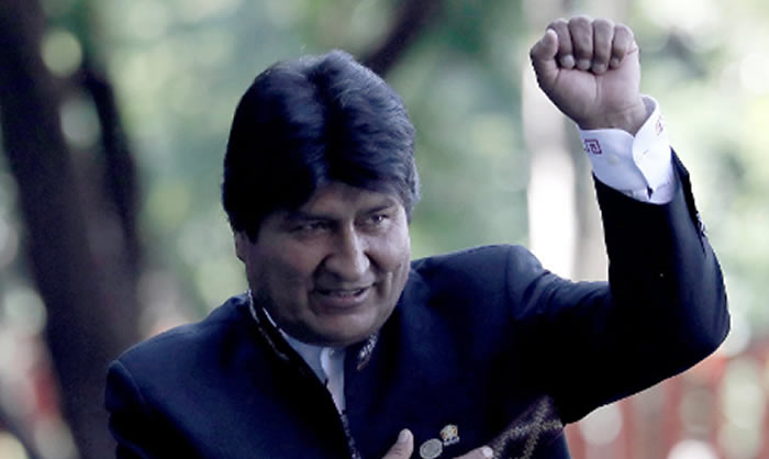 Evo Morales va por su cuarta candidatura presidencial en Bolivia