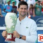 Novak Djokovic: Deportista europeo del 2018 para las Agencias de Noticias