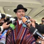 Bolivia rechaza que Estados Unidos intervenga en sus asuntos internos