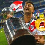 """""""Rey de América"""": El 'Pity' Martínez elegido como el mejor jugador del 2018"""