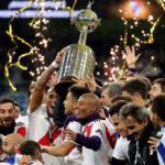 River Plate campeón de la Copa Libertadores al vencer 3-1 a Boca Juniors