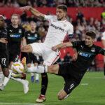 Liga Europa: Sevilla clasifica a 16avos de final al ganar 3-0 al Krasnodar