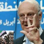 ONU: Creen que aunque aún hay riesgos la guerra siria se acerca a su final