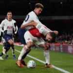 Copa Liga de Inglaterra: Tottenham elimina al Arsenal y Chelsea al Bournemouth