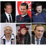 Thalía y Luis Miguel entre los 10 personajes mexicanos más mediáticos del 2018
