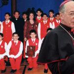 """""""Los Toribianitos"""", el famoso coro de villancicos que Cipriani dejó sin colegio"""