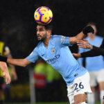 Premier League: Manchester City logra apretado triunfo (2-1) ante el Watford