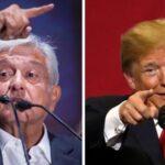 Trump acuerda con López Obrador afrontar la inseguridad en Centroamérica