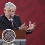López Obrador considera asunto interno amenaza de Trump de cerrar frontera