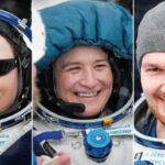 Tres astronautas regresaron de la Estación Espacial tras turbulenta misión de 197 días (VIDEO)