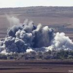 La aviación iraquí bombardea reunión de 30 líderes del Estado Islámico en territorio deSiria