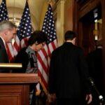El cierre parcial de gobierno en EEUU proseguirá al menos hasta el jueves