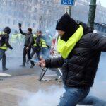 """Francia: Crisis de los """"chalecos amarillos"""" afecta al PSG"""